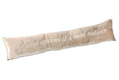 Keep Warm Draught Excluder