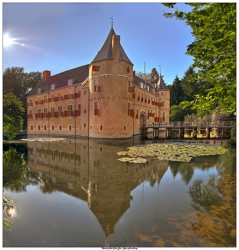Castle The Old Loo Holland / Netherlands