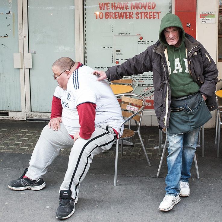 Urban London Street Traders - Steve Middlehurst