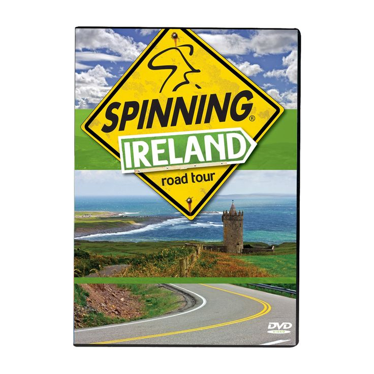 Spinning Dvd – Ireland Road Tour,