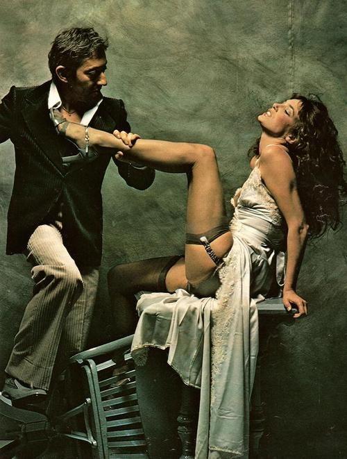 Serge Gainsbourg & Jane Birkin