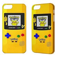 Pokemon iPhone 5 Case, iPhone 4 case, iPhone 4S case, iPhone 3G 3GS iPod Touch 5 4G Cover Phone Case, Game Boy Cute Cool Cheap iPhone Cases