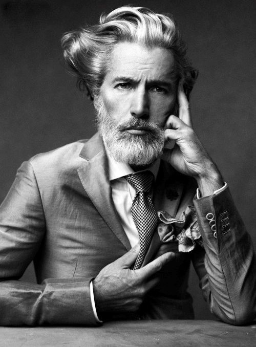 """thebearded: """" Aiden Shaw by Giampaolo Sgura for Hercules Universal Magazine """""""