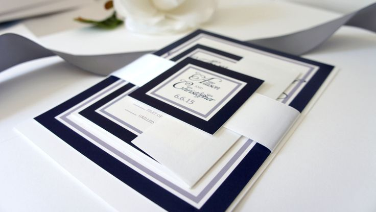 2nd Marriage Wedding Invitations: 1000+ Ideas About Second Wedding Invitations On Pinterest