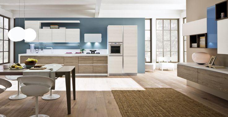 23 migliori immagini mille idee per la tua cucina lineare for Mille idee per la casa