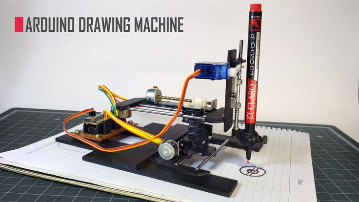Picture of DIY Arduino CNC Drawing Machine