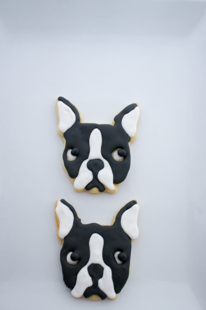 Sugar Cookies Recipe Dog Cookies Dog First Birthday Puppy Party