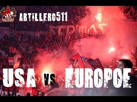 European Basketball Atmosphere | Part 1
