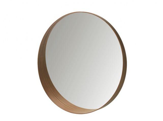 Les 25 meilleures id es concernant ikea nantes sur for Miroir rond bois