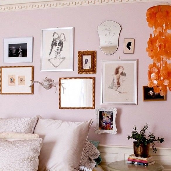 Mydomaine 12 gorgeous gallery walls from our readers