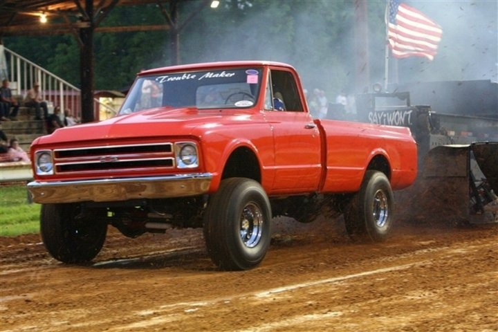 1000 images about Pulling truck on Pinterest
