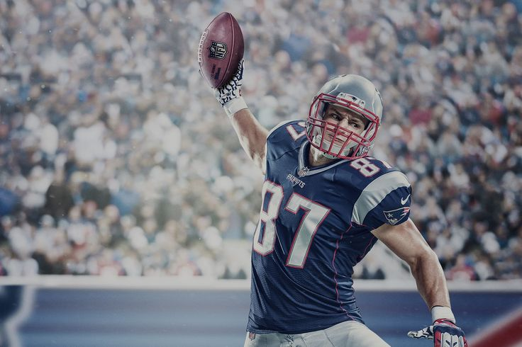 A First Look at 'Madden 17' With Cover Athlete Rob Gronkowski