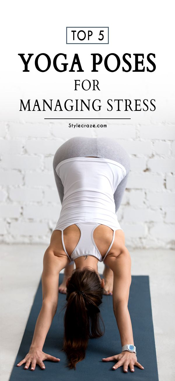Is stress beginning to take a toll on your life or are you worried that it will. Here are some yoga for stress relief poses that will you…