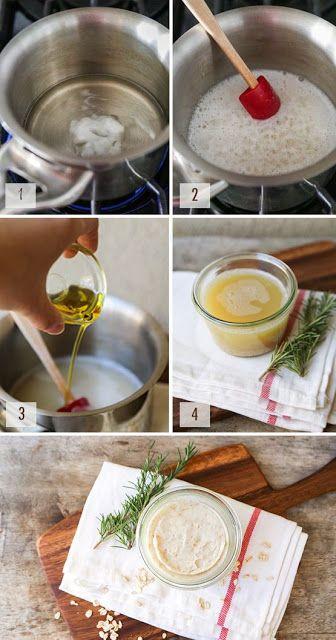 Házi ekcéma krém recept in 2020 - Homemade beauty recipes..