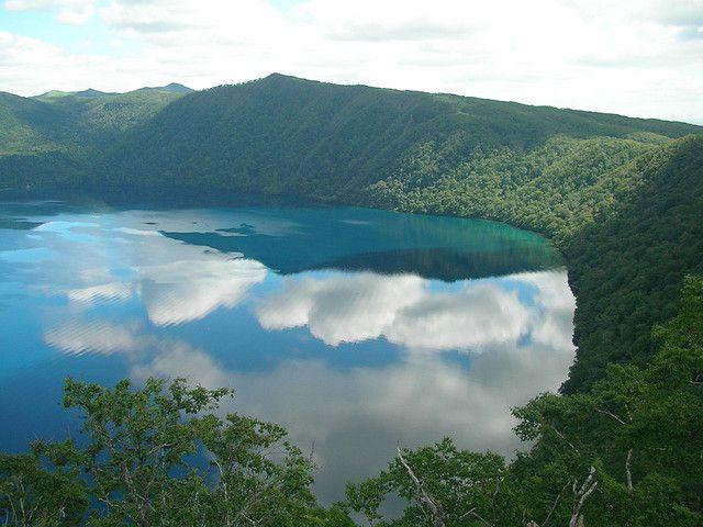 摩周湖 (摩周湖第一展望台) Masyuko lake (Hokkaido, Japan) | Flickr - Photo Sharing!