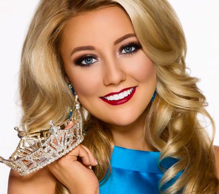 Miss Iowa 2016 Kelly Renee Koch