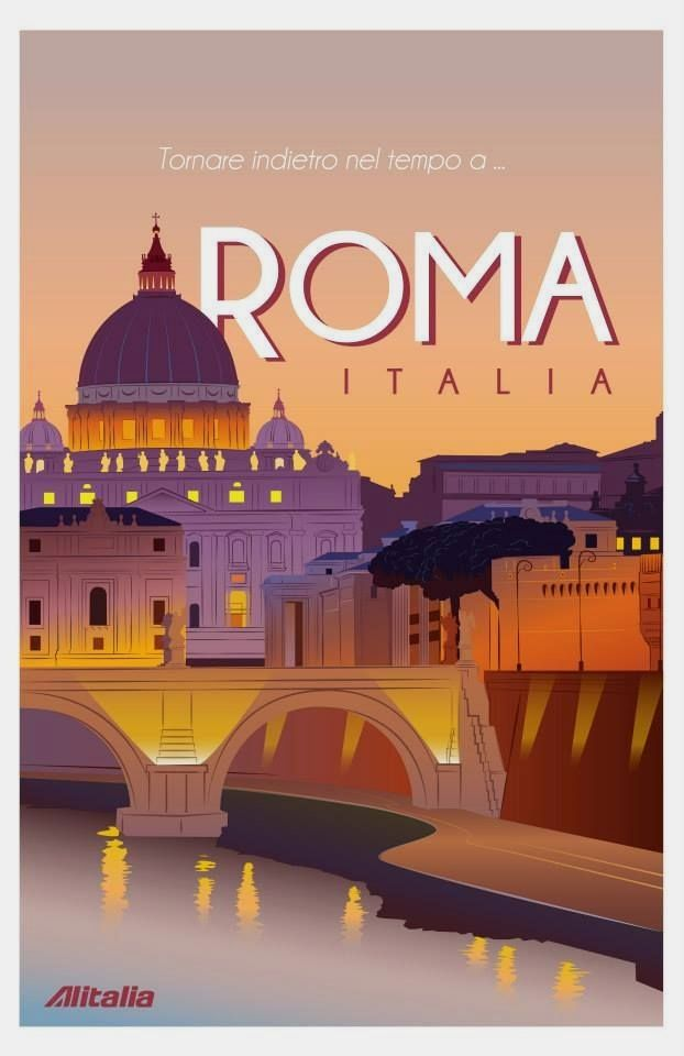 Italy Top Ten Places To Visit Vintage Travel Posters Italy Poster Retro Travel Poster