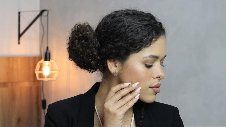 Penteado para entrevista de emprego | All Things Hair