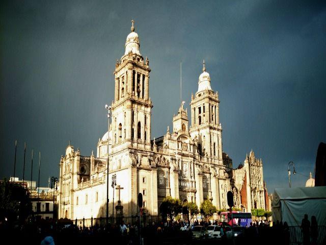 Catedral Metropolitana de la Ciudad de México, México Foto: Chuychewie (CC-BY-SA 4.0)