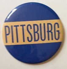 1952 Pittsburg, Kansas Pirates - Kansas-Oklahoma-Missouri Minor League  - Pin