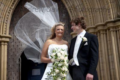 Ripon wedding photographers Ripon Cathedral