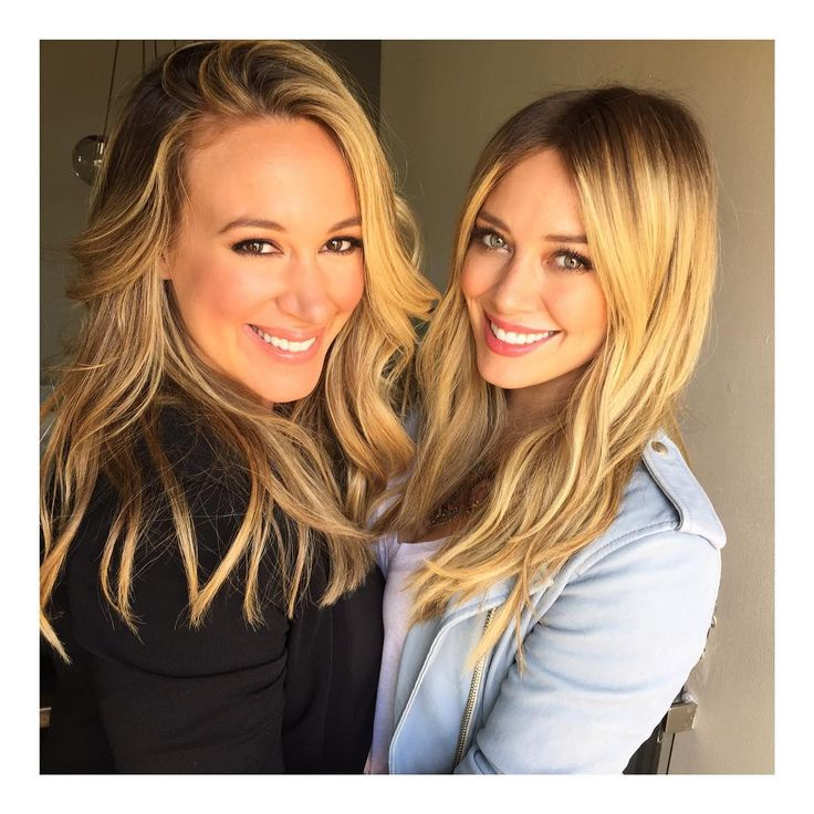 Ain't nothing like a sister. Watch Hilary Duff and her on screen sisters in the latest episodes of Younger on TV Land at http://www.tvland.com/shows/younger.
