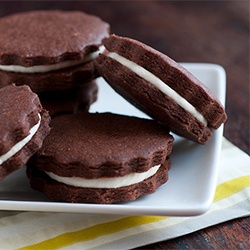 Homemade Oreos (Fauxreos) | Recipe | Homemade Oreos, Oreo and Cookies