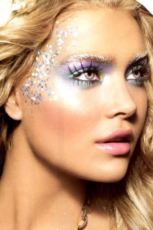 Fashion show makeup ideas images Fashion style and make up