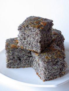 Bögrés mákos sütemény recept