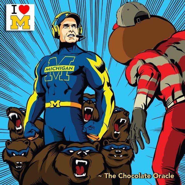 #Michigan #Wolverines #MichiganWolverines #Football #Rivalry #NCAA #CollegeFootball #Sports #TheChocolateOracle #OSU #OhioState #OhioStateUniversity