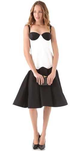 Katie Ermilio Colorblock Sweetheart Dress: Design Dresses, Clothing Watches, Dresses Fastest, Sweetheart Dresses, Dresses Dresses, Clothing Pin, Dresses 500, Style Black, Colorblock Sweetheart