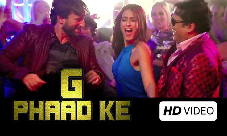 G Phaad Ke - Official Full Song Video | Happy Ending | Govinda, Saif Ali...