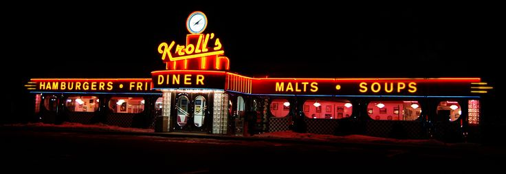 Kroll S Kitchen Bismarck Menu