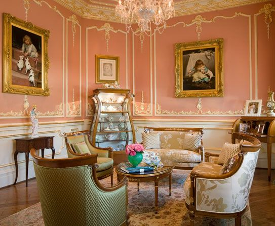 Victorian tea room experience luxury in tea rooms of for Different design styles home decor