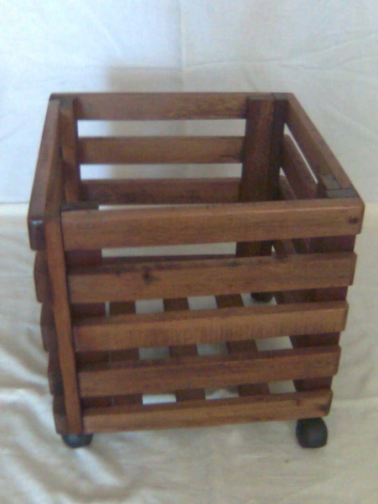 cachepot de madeira - Pesquisa Google