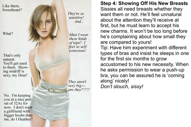 step 4 | How to Feminize your Fiance | Pinterest