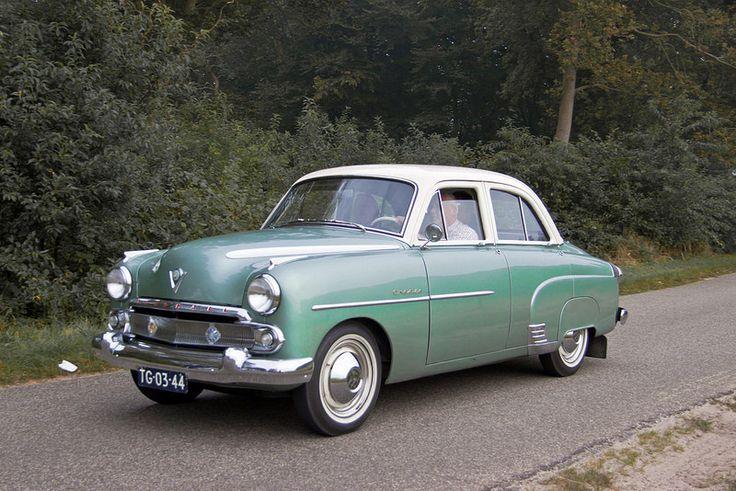 Vauxhall Cresta E 1955 (8518) | by Le Photiste