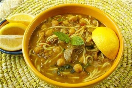 Харира    Традиционный марокканский суп – это блюдо, с которого начинается трапеза каждый вечер во время Рамадана.