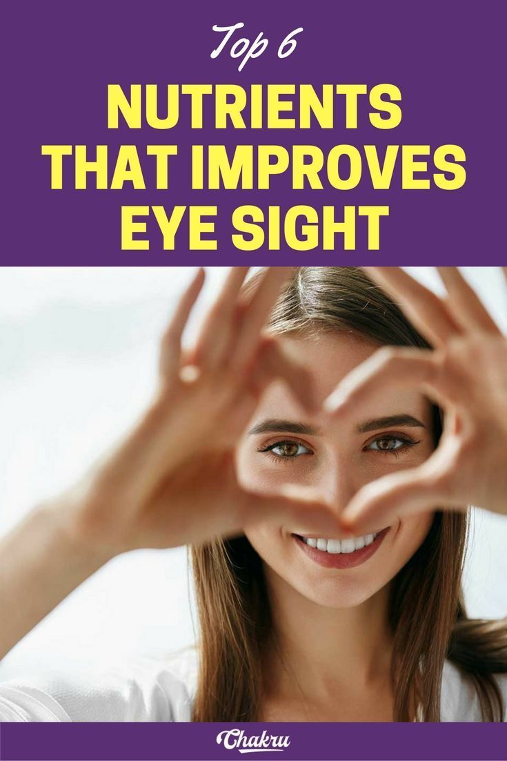 Essential Nutrients To Improve Eye Sight Naturally Improveeyesighthealth