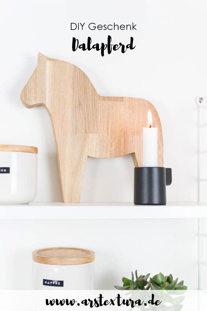 dalapferd aus holz s gen diy geschenk diy gruppe. Black Bedroom Furniture Sets. Home Design Ideas
