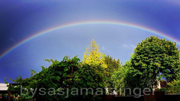 Rainbow part 2 by Sasja