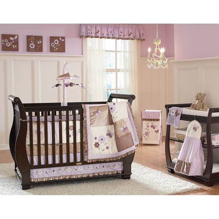 Pretty girl nursery