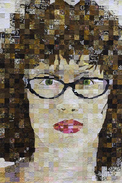 1129 best portrait quilts images on pinterest quilt art for Art 1129 cc