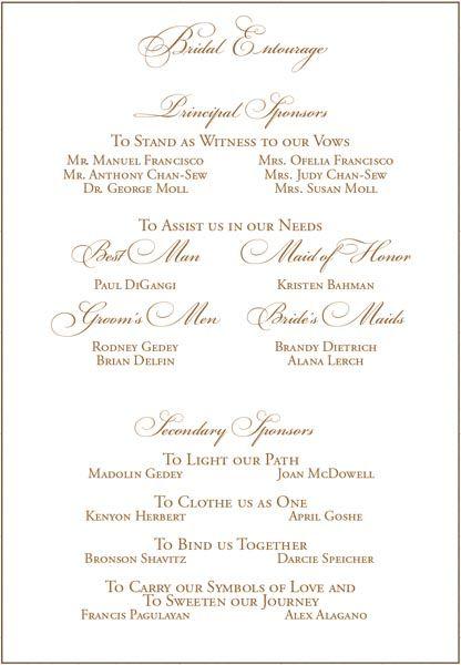 25 best ideas about Wedding Invitation Wording Samples on – Sample Wedding Invitation Format