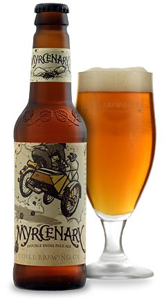 """From the Odell website, this copy about says it: """"Brewed with a blend of hops containing the highest levels of Myrcene, this double IPA prevails with a tropical fruit-like flavor, a pungent floral aroma, and a clean getaway."""" I can only add, """"yum."""""""