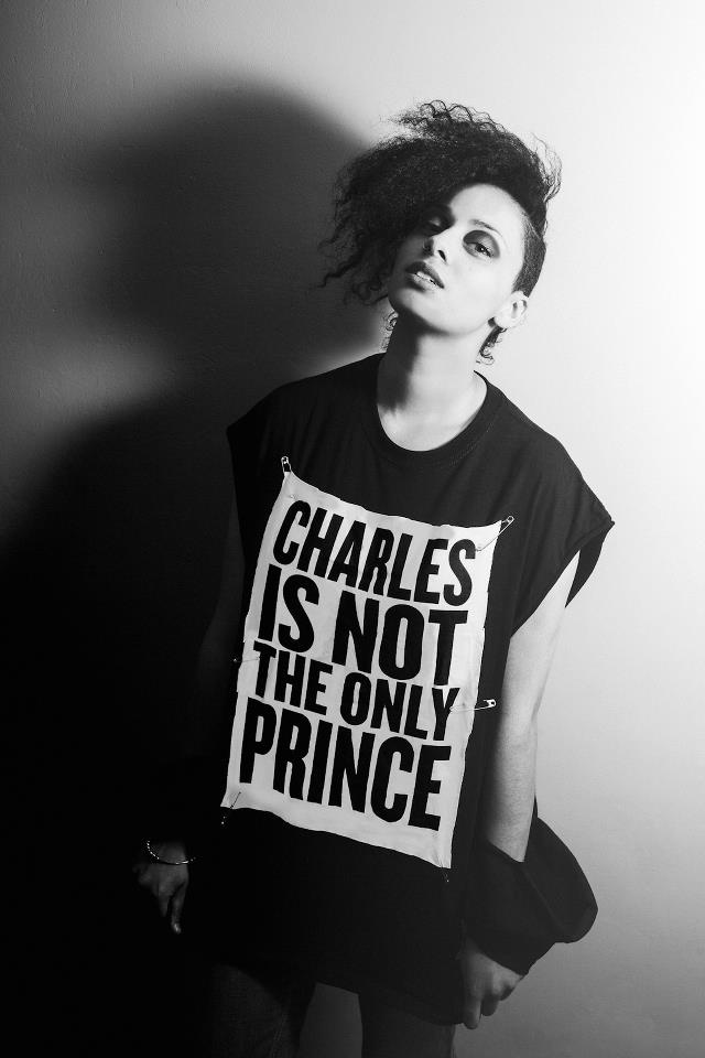 Charles of London T