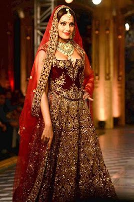@indiarushstyle #GuestPost: Top 5 Bollywood Actresses & Their Stunning Bridal Looks On Screen http://www.njkinnysblog.com/2016/11/top-5-bollywood-actresses-their.html #IndiaRush #Lehenga #EthnicFashion