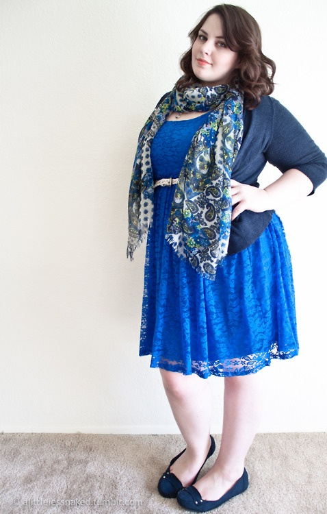 Fat Girl Colors - awesome blog with lots of cute outfits for plus size gals