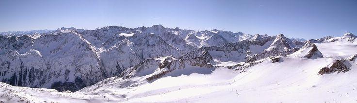 Se hai voglia di sciare, in Austria ci sono 5 località dove è già possibile!