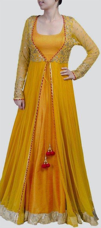 404604: NEW Floor Length #Anarkali styles to order. Like it? Order it!